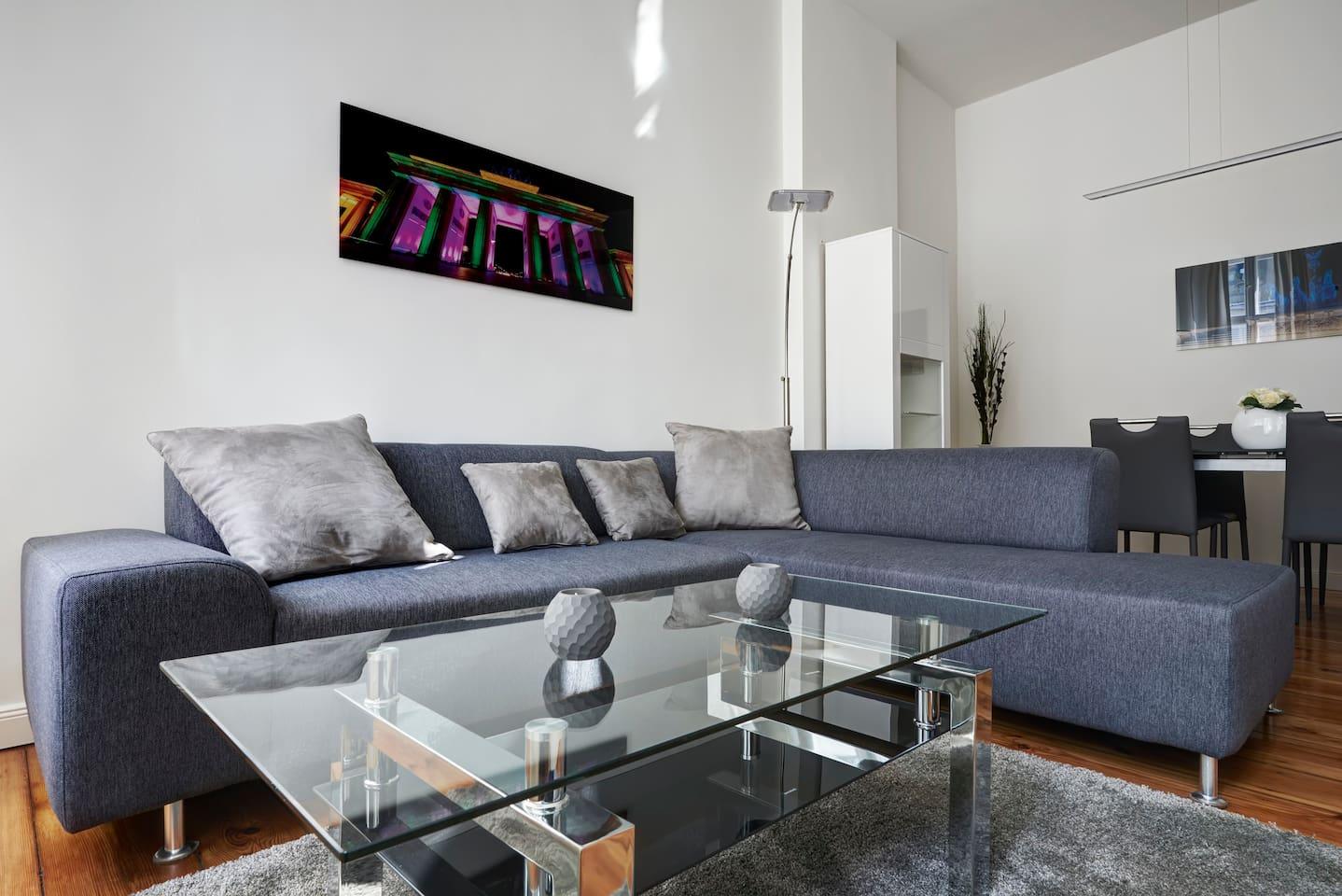 Designer Apartment - Katerinka Facility Management GmbH